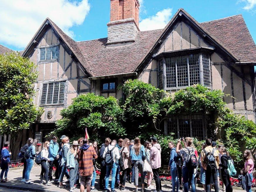 dom Shakespearovej dcéry