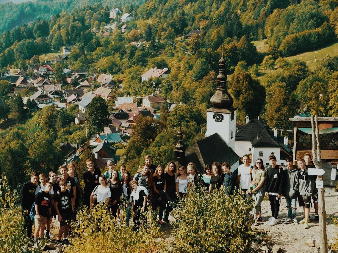Výmena Banská Bystrica - Recanati 2018