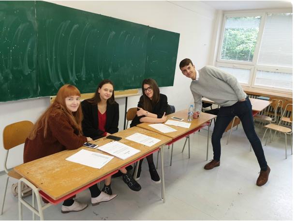 Študentské voľby
